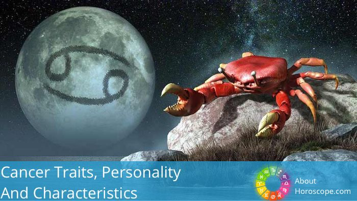 Cancer Traits, personality and characteristics