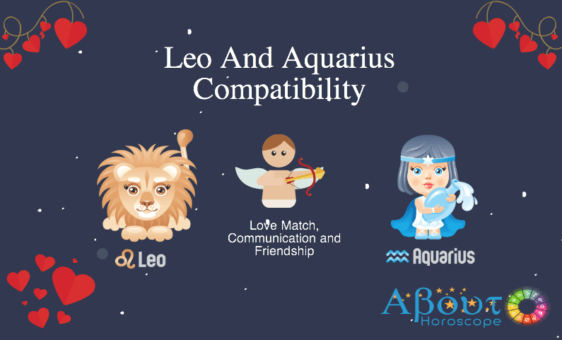 leo man and aquarius woman in a relationship