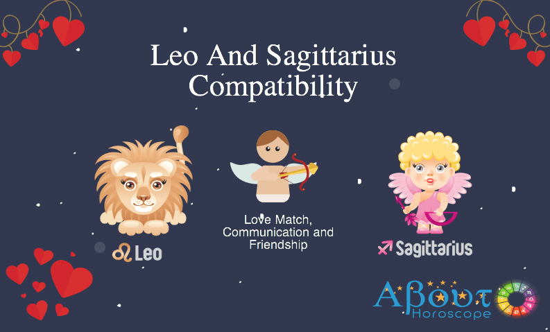 sagittarius and leo sign in relationship