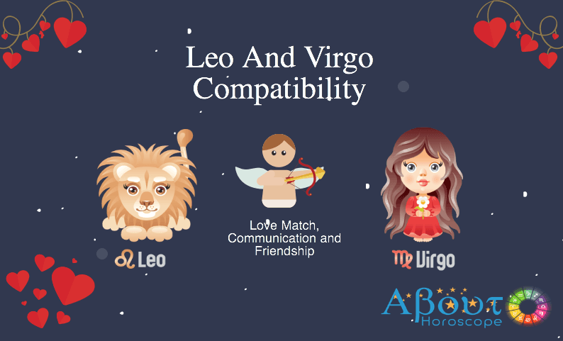 love match for leo and virgo relationship