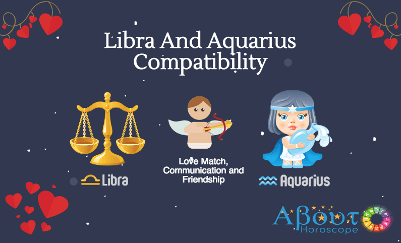 Libra And Aquarius Love Compatibility