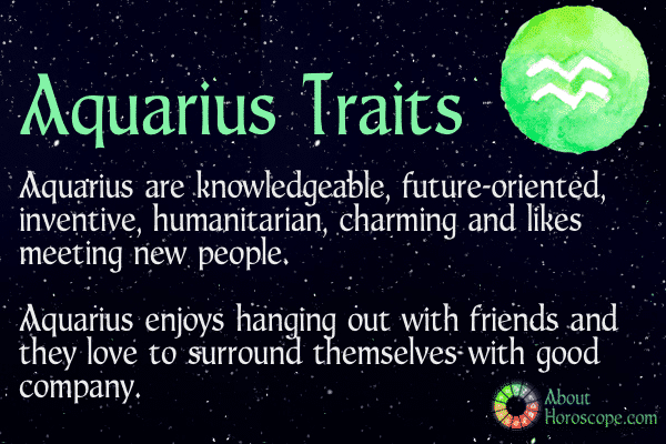 aquarius-traits