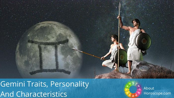 Gemini Traits, personality and characteristics