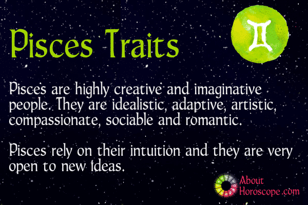 qualities of a pisces horoscope
