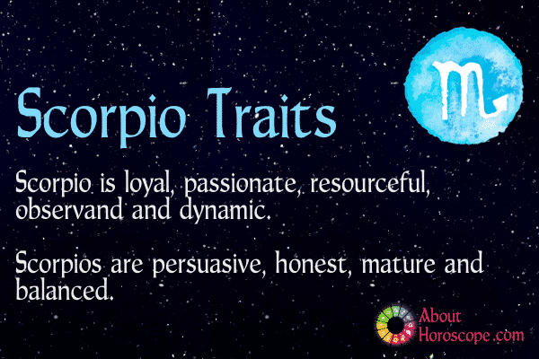 Scorpio sexuality traits male