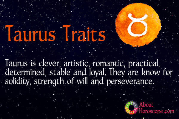 taurus traits
