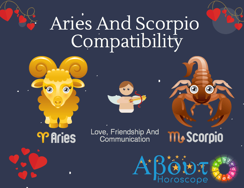 Aries man scorpio woman