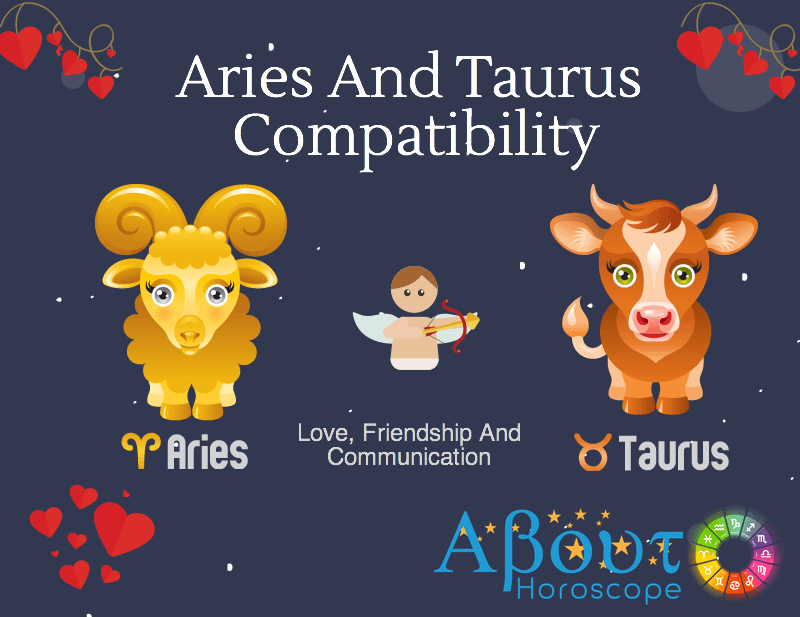 Aries ♈ And Taurus ♉ Compatibility, Love, Friendship