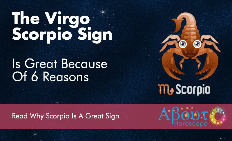 6 Reasons Why The Scorpio Zodiac Sign Is Awesome