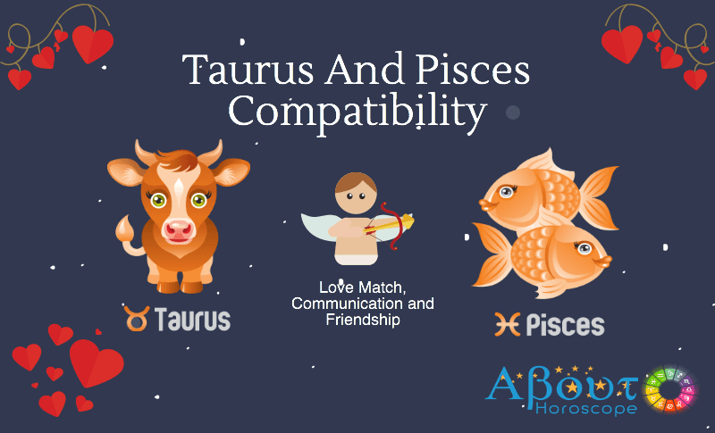 Taurus pisces love match