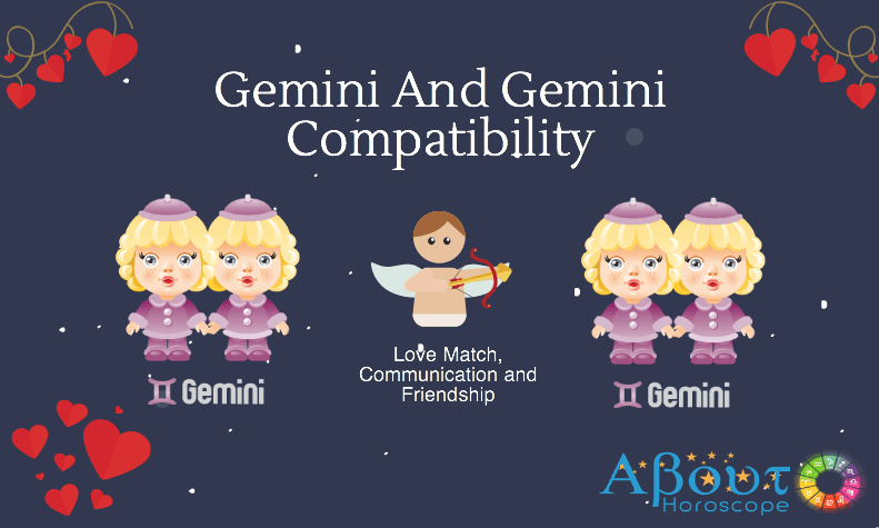 Gemini And Gemini Love Compatibility