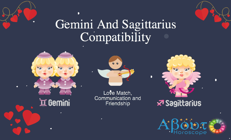 Gemini And Sagittarius Love Compatibility