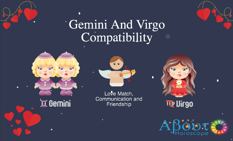 Gemini and Virgo Love Compatibility