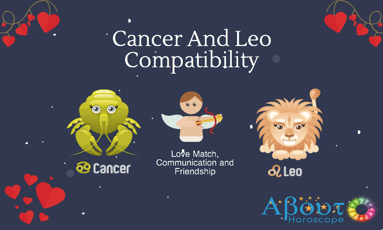 Cancer And Leo Zodiac Signs Compatibility
