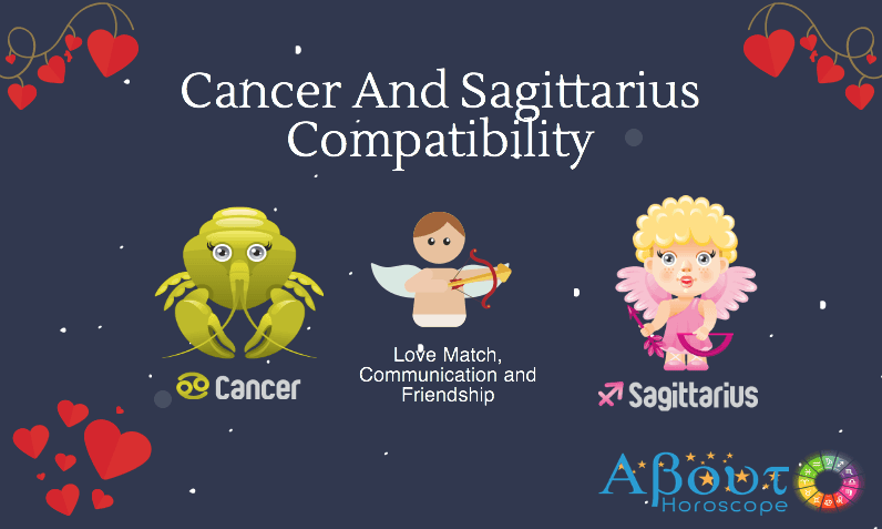 Sagittarius-Cancer Compatibility