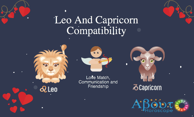 Leo capricorn friendship compatibility