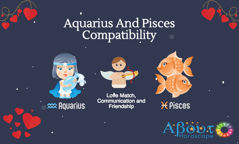 Aquarius And Pisces Compatibility.