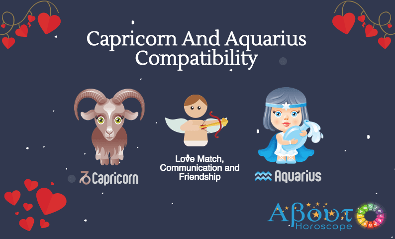 Capricorn And Aquarius Compatibility