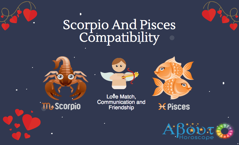 Scorpio ♏ And Pisces ♓ Compatibility, Love And Friendship