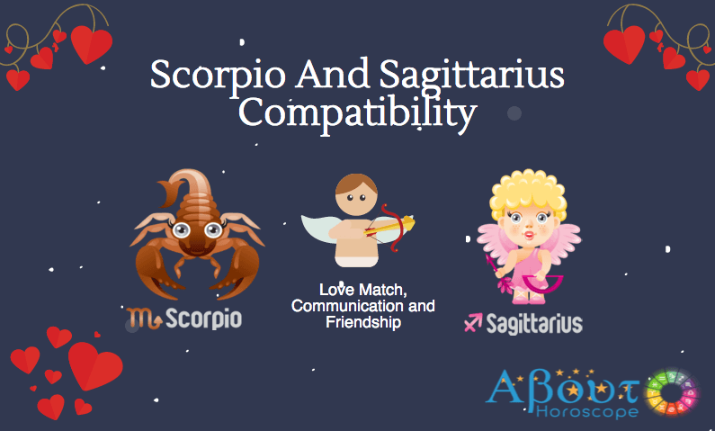 Saggitarius and scorpio compatibility