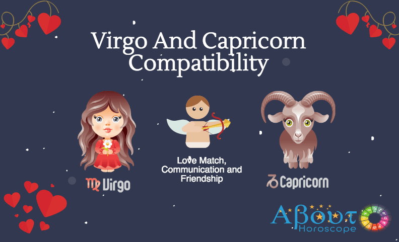 Virgo and capricorn compatibility