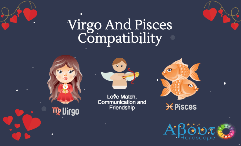 Virgo man hookup a pisces woman